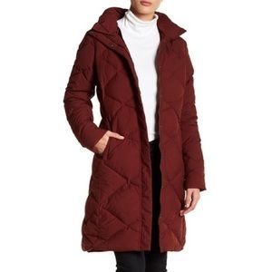 North Face Miss Metro Jacket Sequoia Red